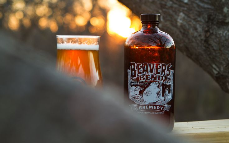 Beavers Bend Brewery in Hochatown, OK, right by Broken Bow Lake.