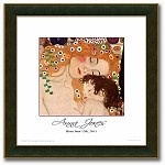 The love of a mother is everlasting!Woman Frames, Living Rooms, Art Inspiration, Canvas Art, Gustav Klimt, Personalized Gift, Three Age, Frames Canvas, Canvases