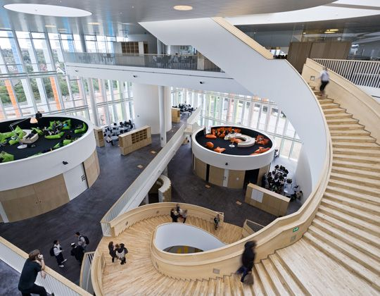 Galerie k příspěvku: Ørestad College   Architektura a design   ADG