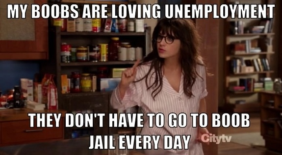 boob jail, It's a real thing.