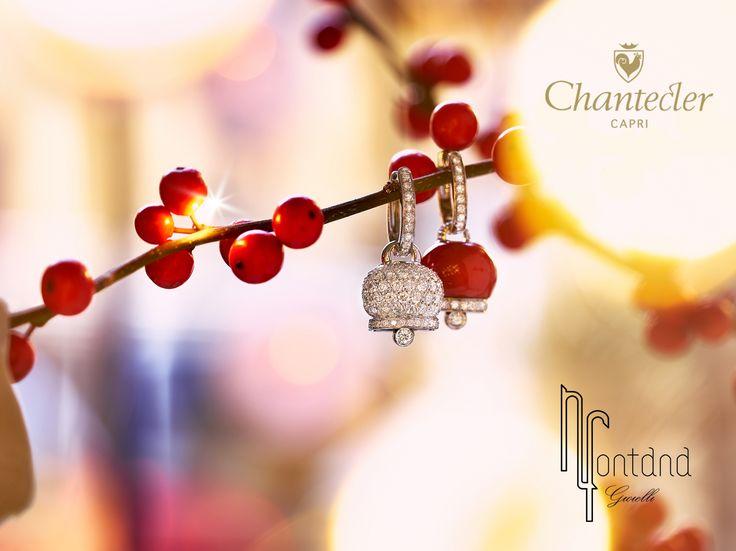 #chantecler #capri #campanelle #Natale2015 #bologna #gioielli