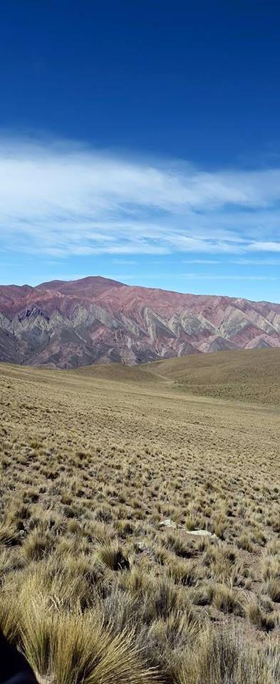 Cerro Horconal, Humahuaca. Argentina