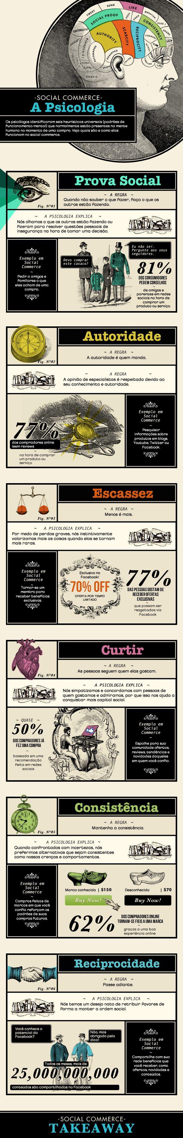Social Commerce - Fatores que influenciam na hora da compra ( Social Commerce, compra online, Comércio Eletrônico)