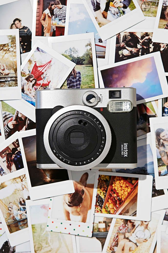Fujifilm Instax Mini 90 Neo Classic Camera - Urban Outfitters || want
