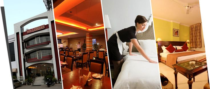 Hotel Lohias offers best services for accommodation in Delhi and Gurgaon