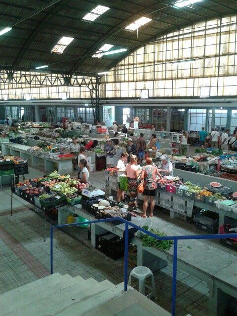 Mercado da Nazaré