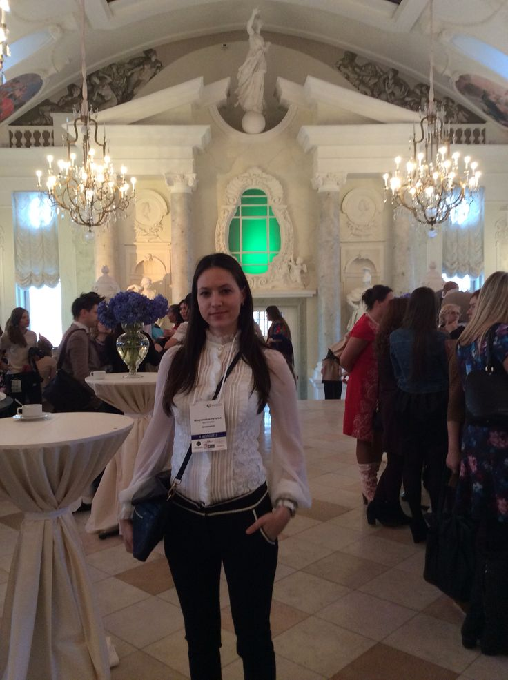 Total soul 2015, wedding conference in St.-Petersburg