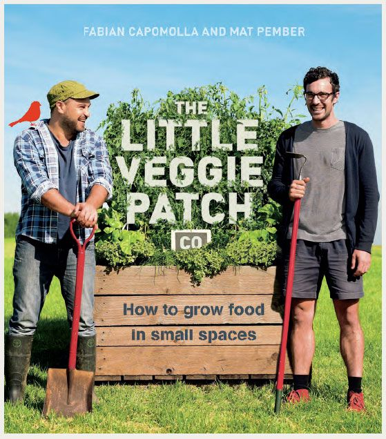 """""""Fabian Capomolla and Mat Pember install edible gardens: in boxes on balconies, in crates you can put anywhere in your backyard, or by creating no-dig garden beds. After years of helping clients grow fruit and vegetables they believe anyone can create their own little edible garden, in most any area in Australia."""" They wrote this book to guide you. Happy Urban Farming and Gardening!"""