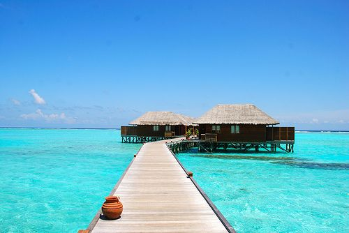 Meeru Island Resort and Spa, Maldives!! Went here for our Honeymoon!!! Loved every second of it :)