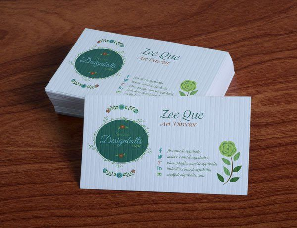 333 best free business card mockup psd images on pinterest free today i am unfolding before you free beautiful floral business card design template mock up psd reheart Image collections