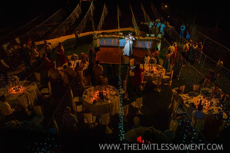 The wedding of micha and lars at The Edge Bali