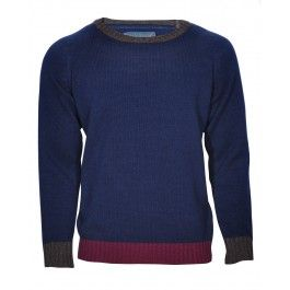 WARDOUR KNIT (NAVY)