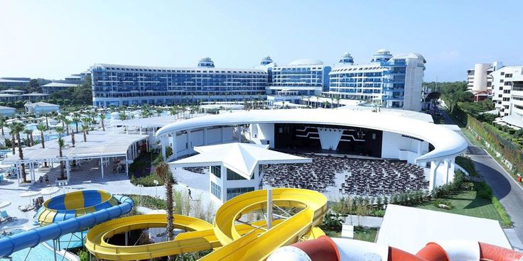 Sezonul de vara 2018 la mare pe litoral in Antalya Belek la Hotel Sueno Deluxe de 5 stele din Turcia