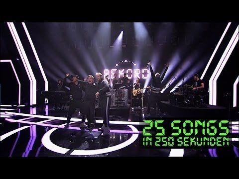 Die Fantastischen Vier  - ECHO (25 Songs in 250 Sekunden)