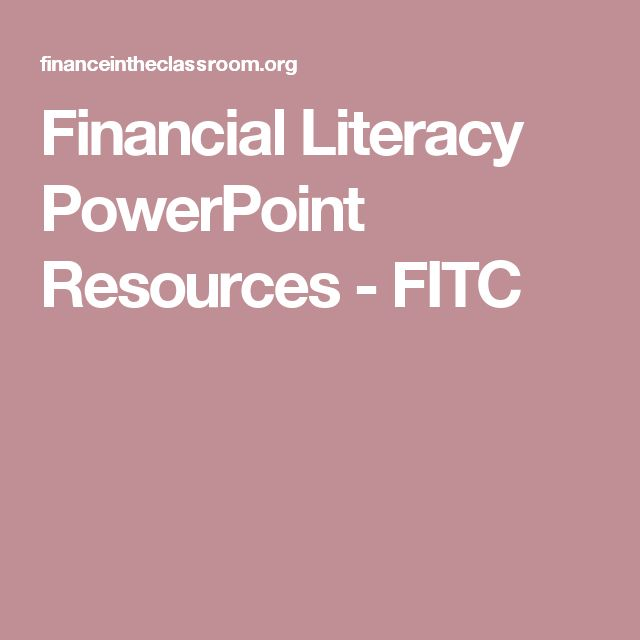 1000 images about financial literacy on pinterest