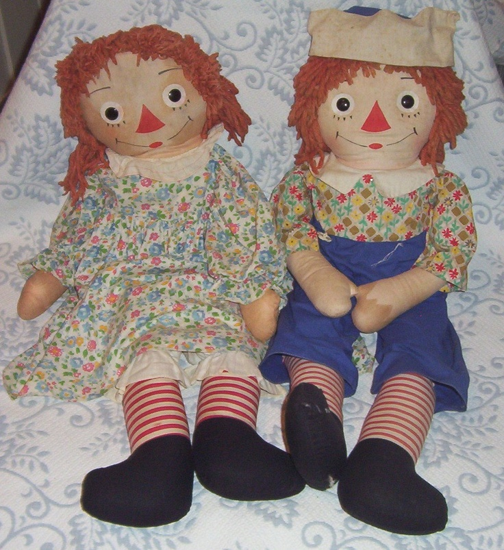 85 best Raggedy Ann Andy images on Pinterest Raggedy ann