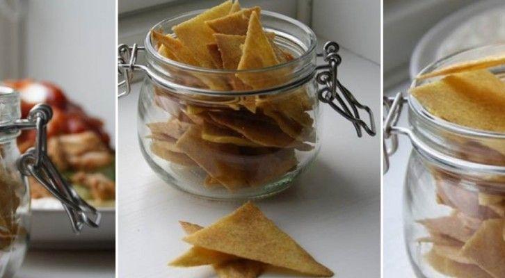 Nyttiga och supergoda nachos du gör enkelt själv!