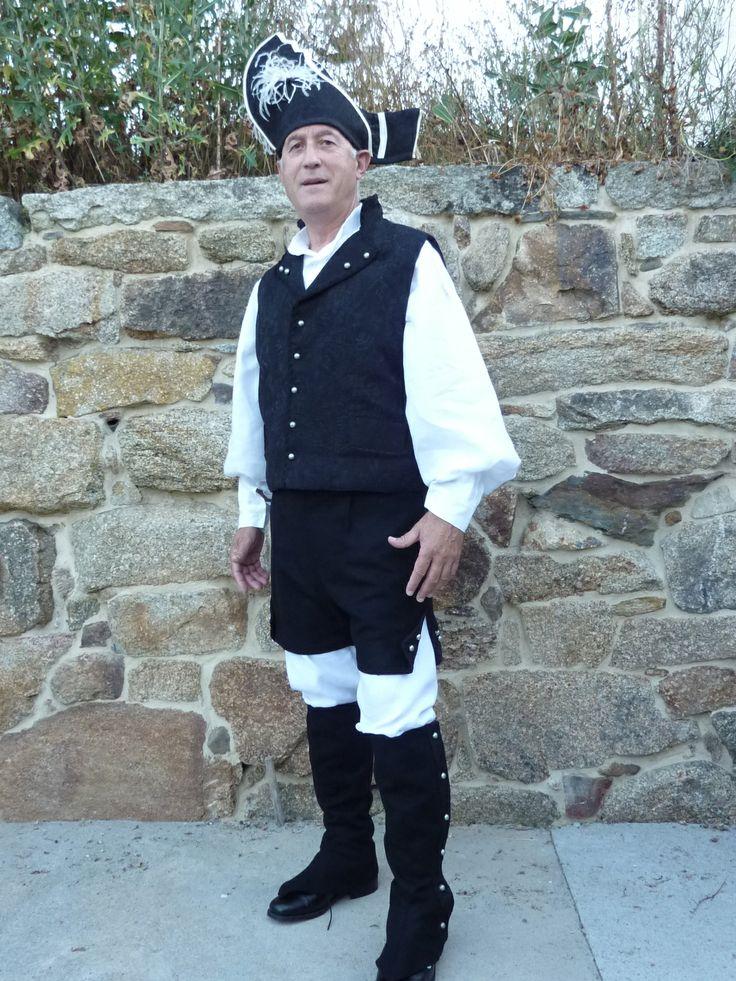 traje de gaitero gallego
