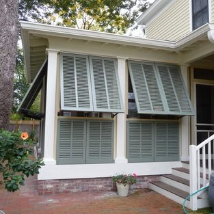 Bahama Shutters Design Ideas, Pictures, Remodel and Decor