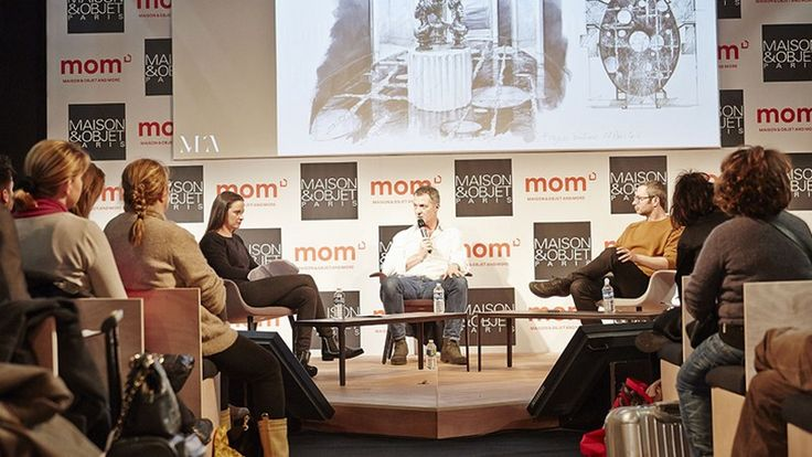 MAISON OBJET 2017: CONFERENCE REVISITING HISTORY AND INTERIOR DESIGN