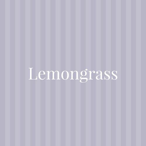 Lemongrass (Cymbopogon flexuosus)