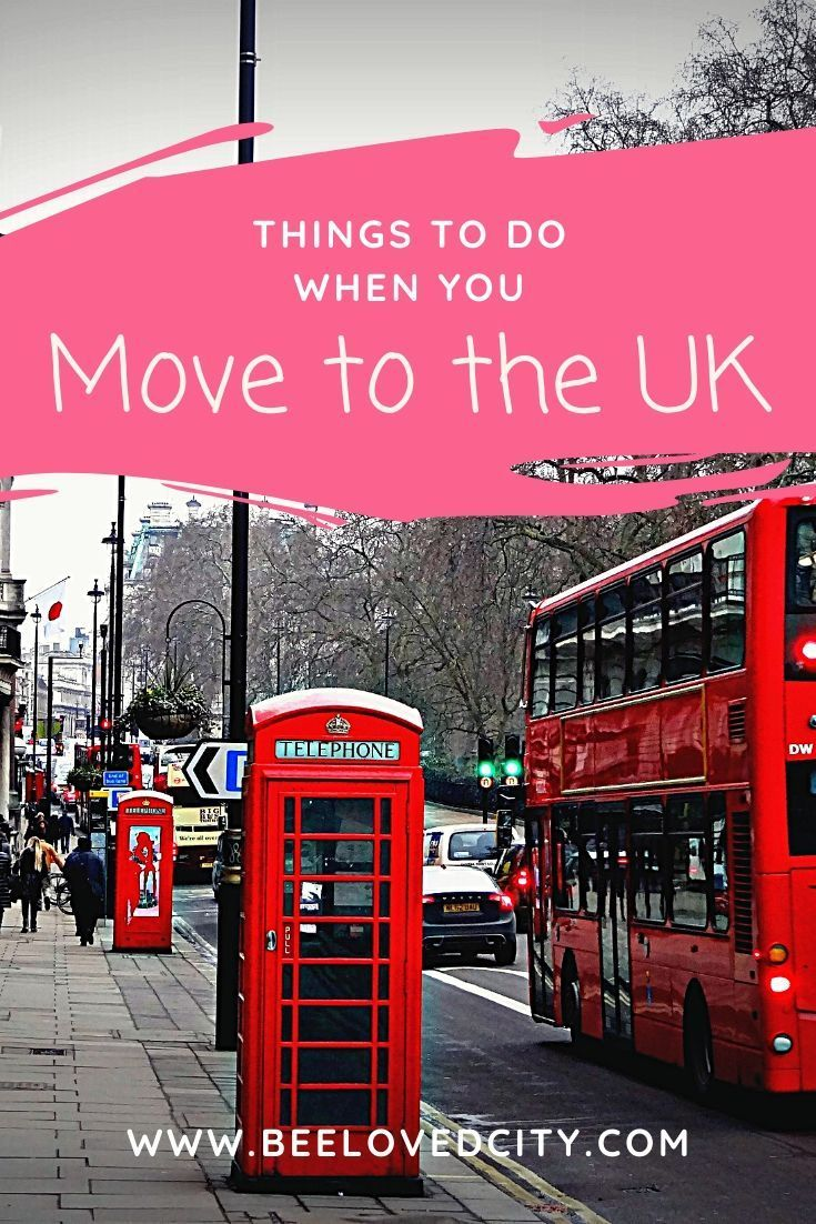 Moving To The Uk Step By Step Guide Moving To The Uk Moving To