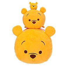 Peluche Winnie l'Ourson de la collection Tsum Tsum