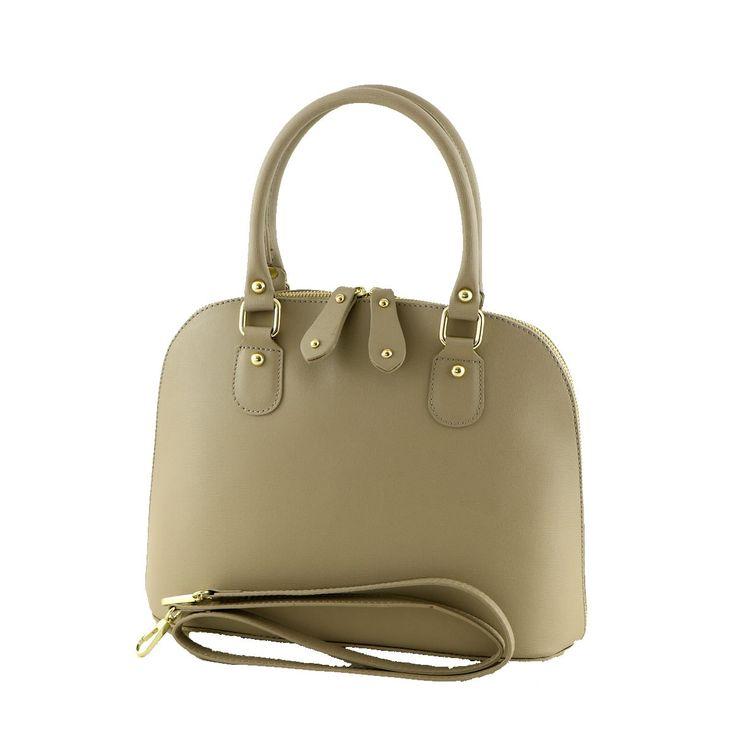 Pronti per la primavera con la borsa Serena! - Ready for spring with the leather handbag Serena! https://goo.gl/lihoIC #primavera #spring #borsapanna #niceshop #nicebrand