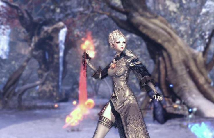 Blade & Soul Closed Beta 4.0
