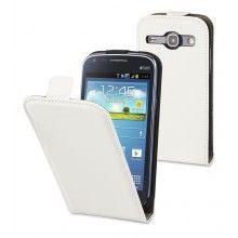 Forro Galaxy Core I8260 Muvit - Slim Blanca  $ 37.468,85