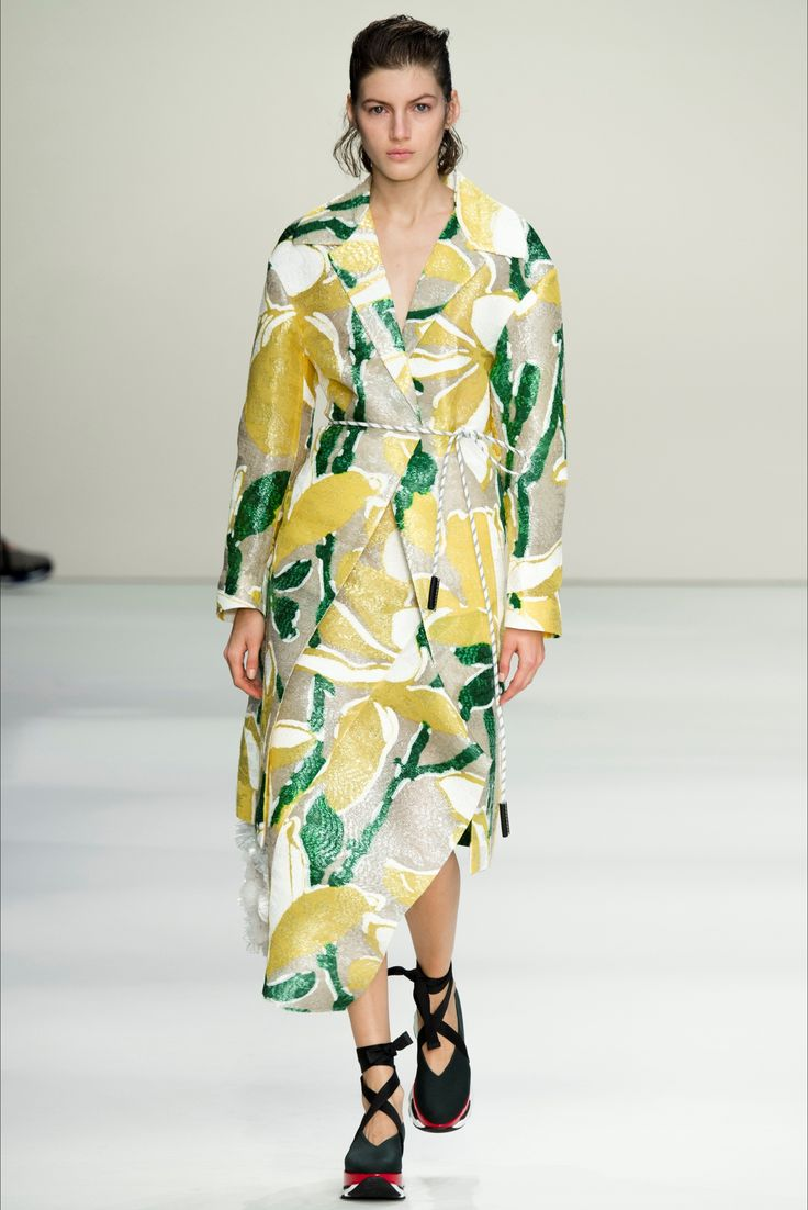 Marni - Spring Summer 2015 Ready-To-Wear - Shows - Vogue.it