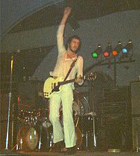 Ca. 1973, Polaris White Gibson SG Special (pre-1966 model), with two P-90…