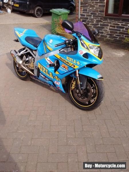 suzuki gsxr 1000 k2 rizla edition not fireblade r1 zx10r super bike #suzuki #gsxr #forsale #unitedkingdom
