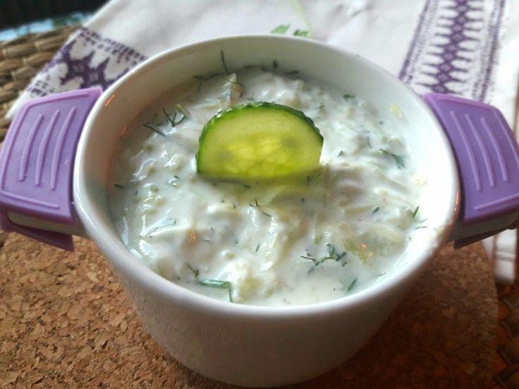 Цацики (греческая кухня)