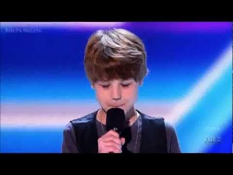 X Factor Audition USA - YouTube 13yrs old. wow.   Justin ...