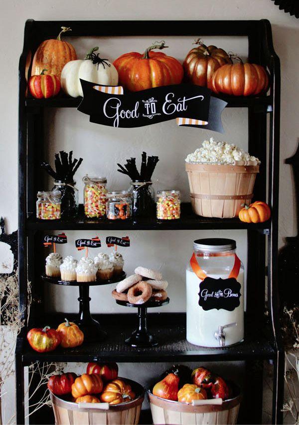1000 id es sur le th me d corations de sorci re d - Decoration halloween a faire ...