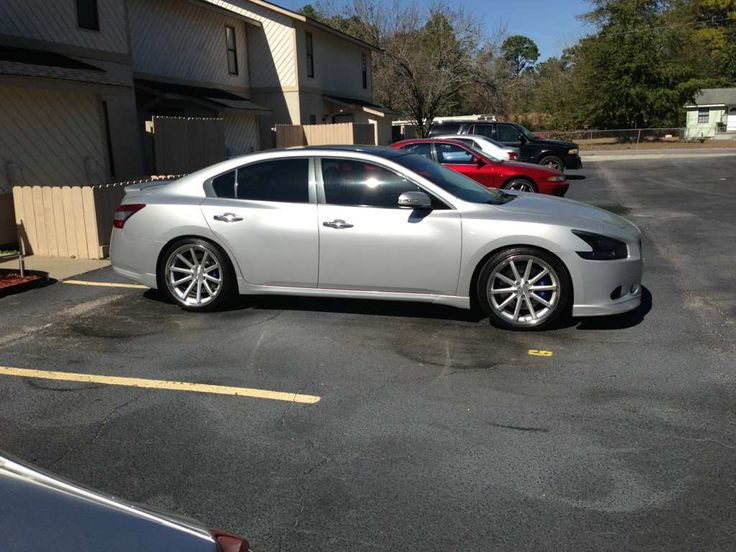 2010 Nissan Maxima custom - Google Search | Urban Cars ...