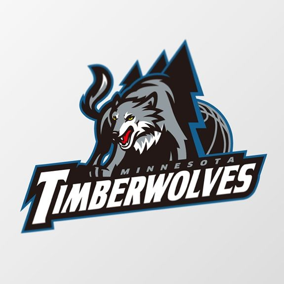 Minnesota Timberwolves: Minnesota Timberwolves Logo Concept