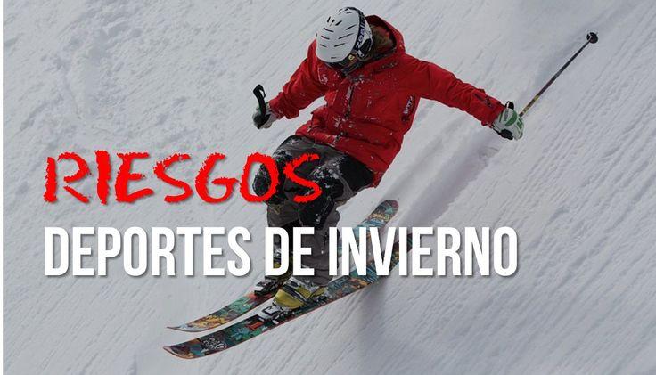 Los accidentes más comunes: Deportes de Invierno