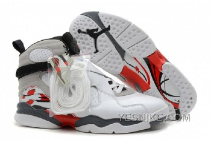 http://www.yesnike.com/big-discount-66-off-air-jordan-viii-homme-retro-ls-blanc-rouge.html BIG DISCOUNT! 66% OFF! AIR JORDAN VIII HOMME RETRO LS BLANC/ROUGE Only $84.00 , Free Shipping!