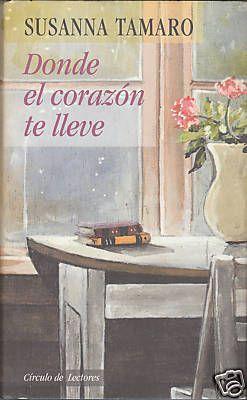 """Autora:Susana Tamaro   ¿Por qué estoy releyendo viejos libros? Supongo que  busco saber cuánto he cambiado…    """"Nadie es lanzado desde el ci..."""