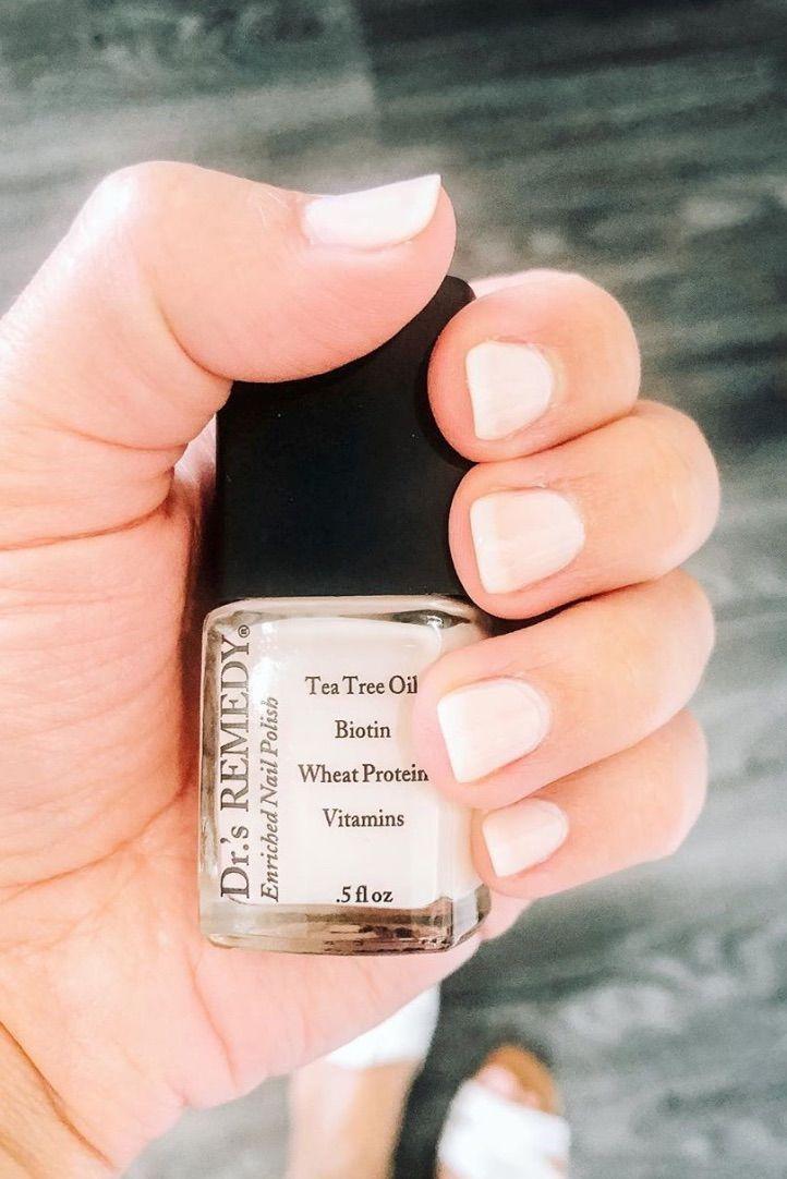 Tea Tree Oil Nail Polish : polish, Summer, Nails