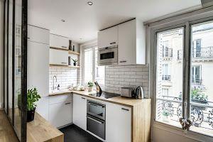 ¡Un apartamento parisino perfecto!