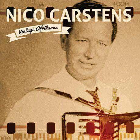 Nico Carstens - trekklavier-koning - oorlede 1 November 2016 op 90-jarige ouderdom
