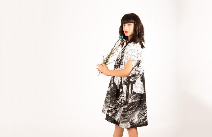 Square Dress : Archipelago