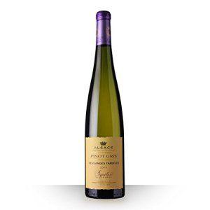 Signature de Colmar Vendanges Tardives Pinot Gris 2009 Blanc 75cl AOC Alsace