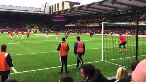 Takie gola strzelił Chilijczyk przed meczem Watford vs Arsenal Londyn • Alexis Sanchez jest po prostu niesamowity • Zobacz film >> #alexis #arsenal #football #soccer #sports #pilkanozna