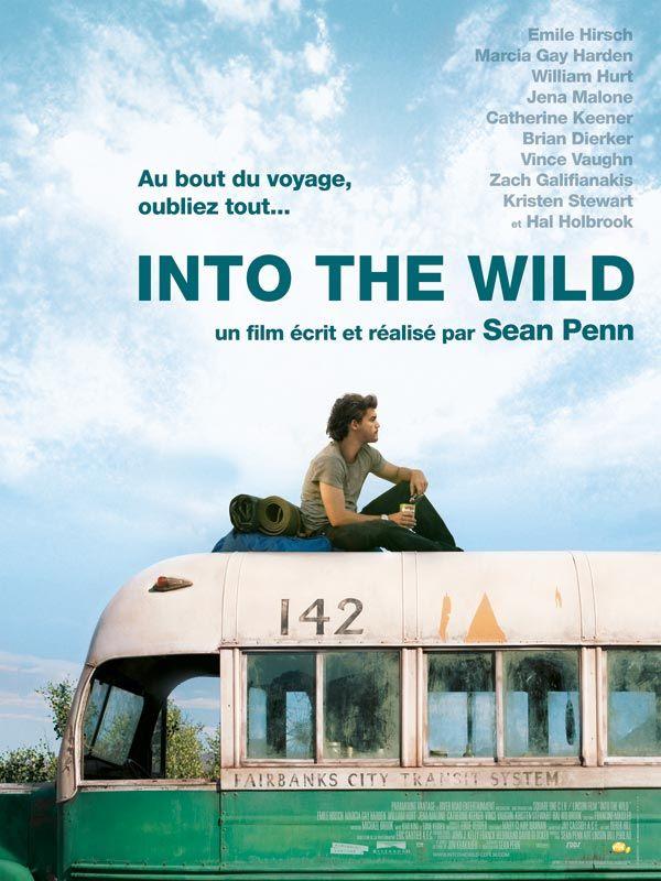 Into the Wild est un film de Sean Penn avec Emile Hirsch, Marcia Gay Harden. Synopsis : Tout juste diplômé de l'université, Christopher McCandless, 22 ans, est promis à un brillant avenir. Pourtant, tournant le dos à l'existence confortab