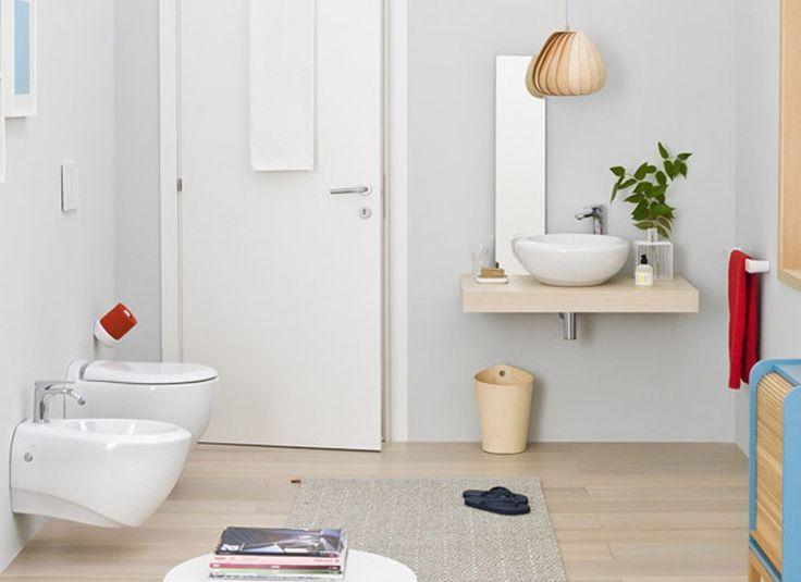 Blend, design Meneghello Paolelli Associati. The.Artceram Sanitari sospesi/ wall - hung sanitaries in ceramic #sanitary #bagno #bathroom #design