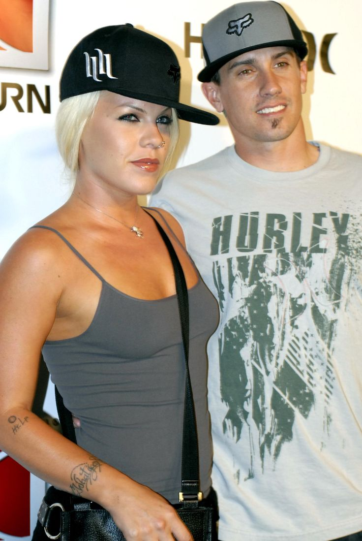P!NK & Carey Hart ~one of my fav. couples